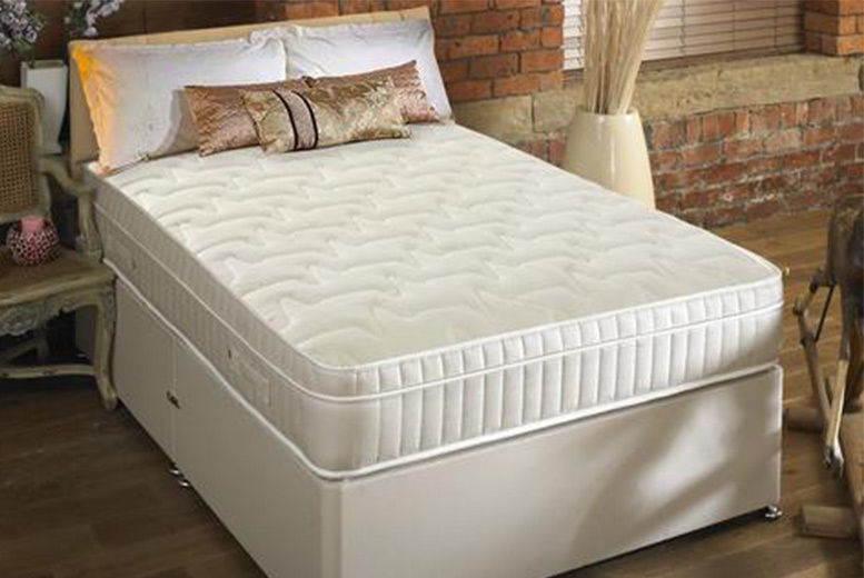 Luxury 3000 Cashmere Pocket Sprung Mattress