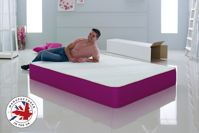 Supreme Hybrid Memory Spring Mattress - 5 Sizes!
