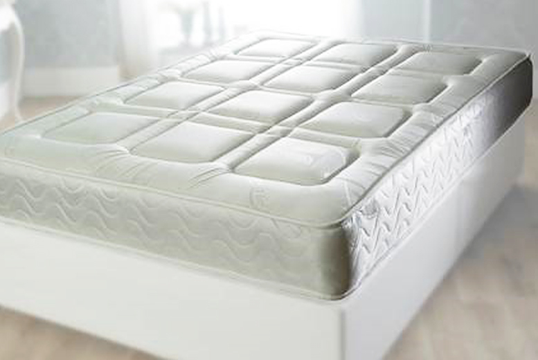 Orthopaedic Coil Spring Mattress - 5 Sizes!