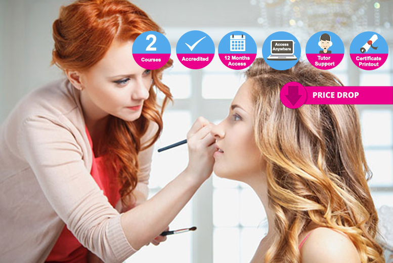 Makeup Artist Courses - How to Become a Freelance Makeup Artist!