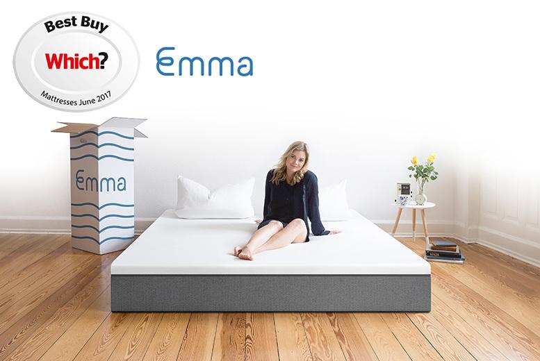 Emma Rejuvenated Hybrid Mattress