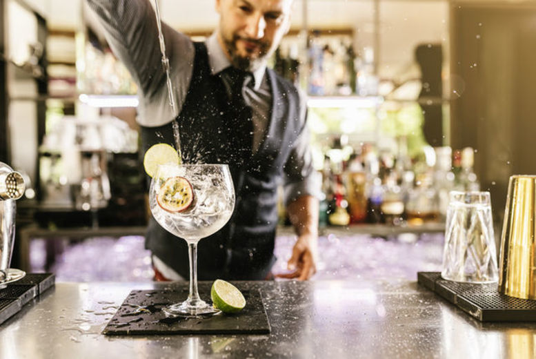 Online Cocktail Making Course