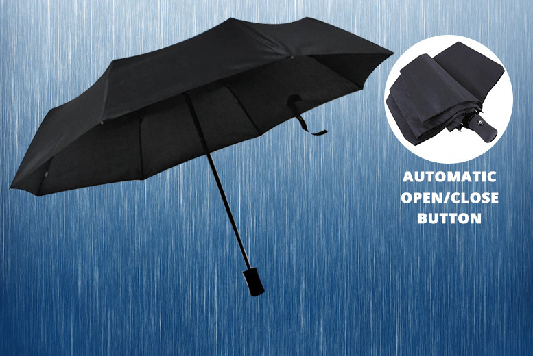 Fully Automatic Umbrella for £7.99