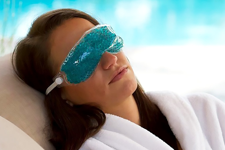 Reusable Cooling Gel Mask from £1.98