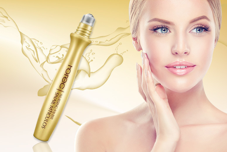 Snail Extract and Hyaluronic Acid Face Serum