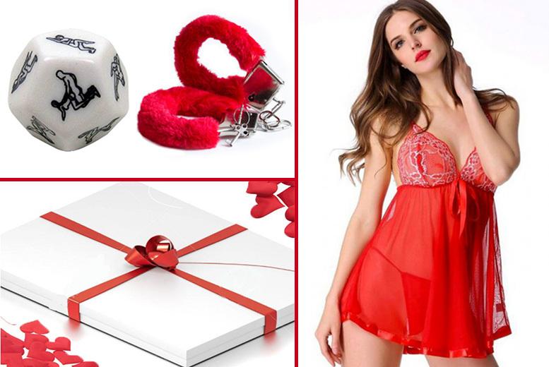 3-Pc Sexy Summer Gift Box!