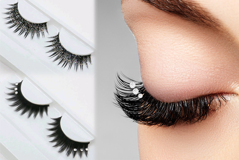 Party Lashes - 2 Styles!