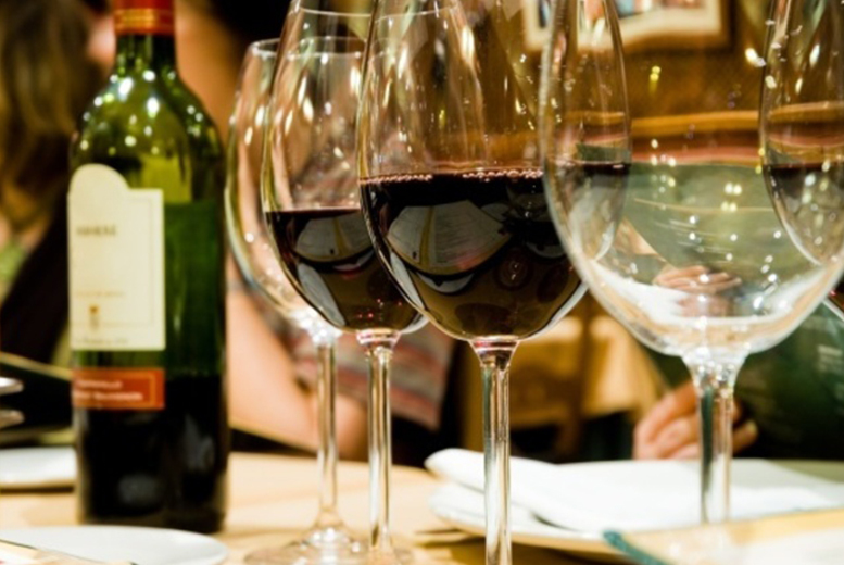 £19 instead of £40 for a wine tasting for one at Hotel Du Vin - save 52%