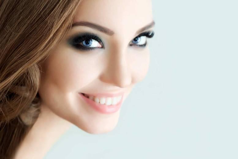 Full Set of Semi-Permanent Eyelash Extensions, Blackwood