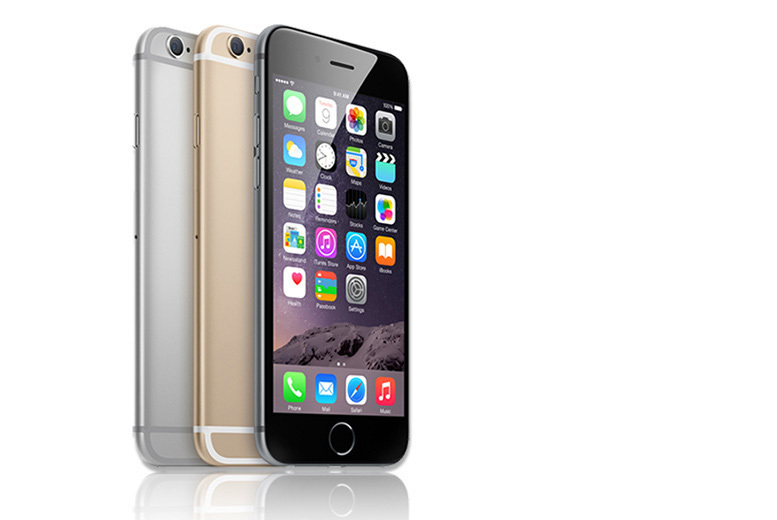16GB or 64GB Apple iPhone 6 – 3 Colours!