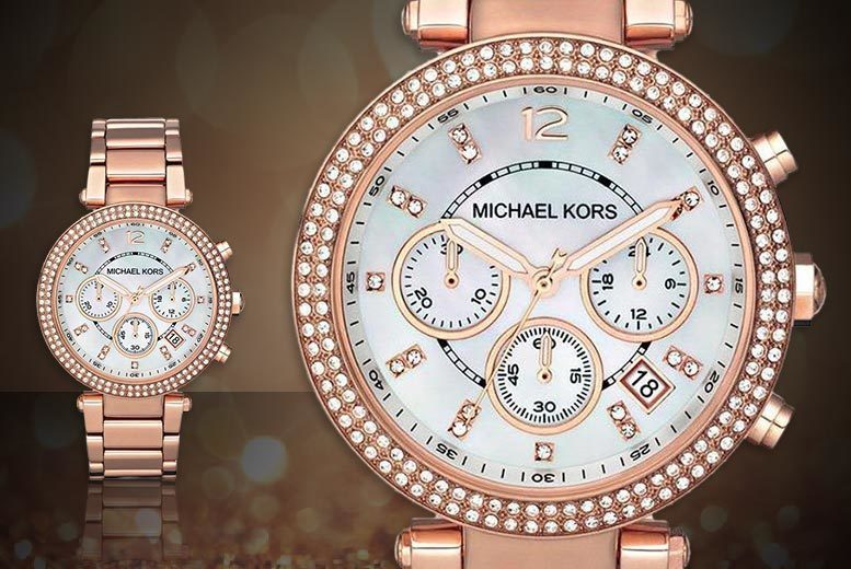 Ladies' Michael Kors MK5491 Parker Watch