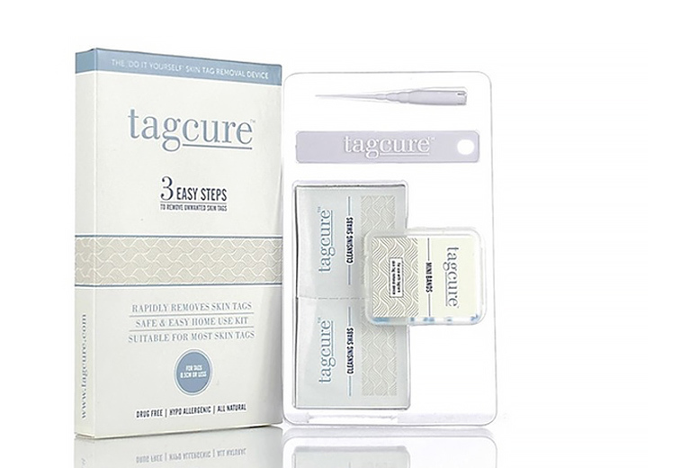 Tagcure Skin Tag Removal Device and Refill Pack from £4.98