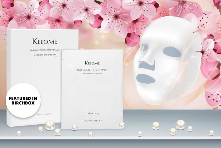 2 or 4 Luxury Korean Beauty Sheet Masks