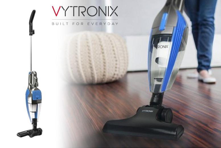 Vytronix 2-in-1 bagless stick vacuum cleaner