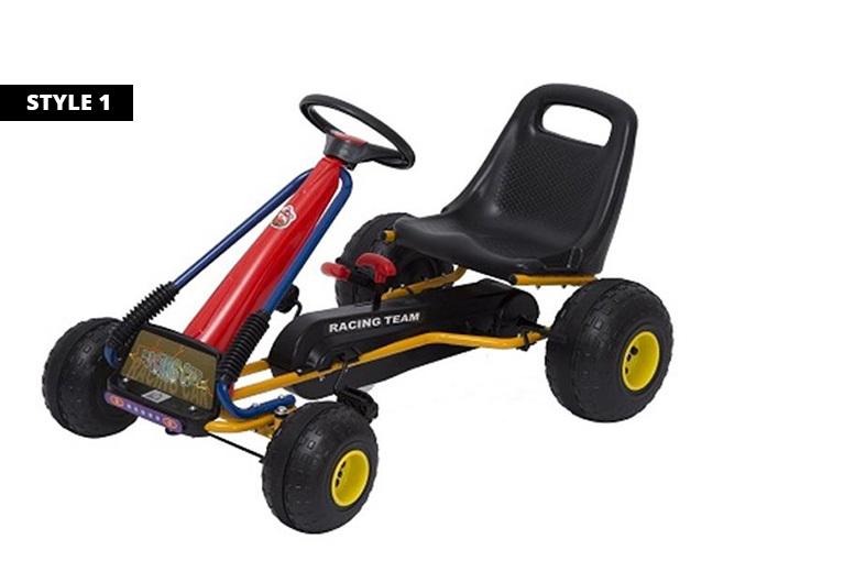 Ride-on Go-Kart - 2 Sizes!