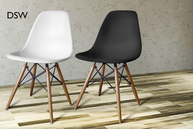 EamesStyle DSW or DAW Chair – Eames Like Chair