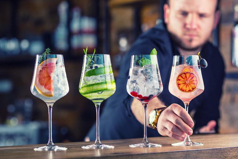 4 Cocktails & Nachos @ Pilgram Bar, Edinburgh Old Town