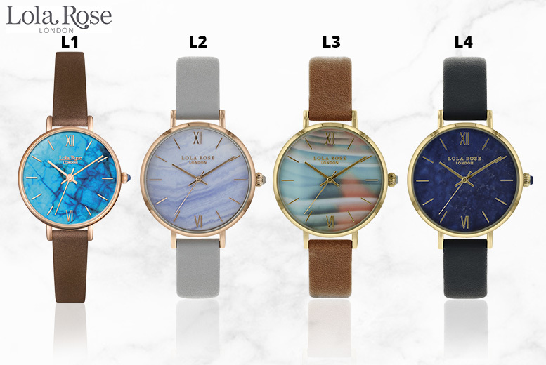 Ladies' Lola Rose Watches - 15 Designs!