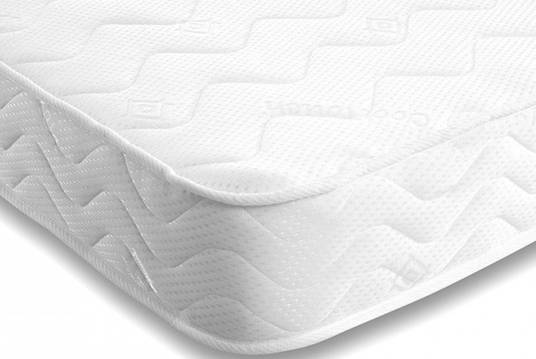 Cool-Touch Quilted Memory Spring Mattress - 6 Sizes!