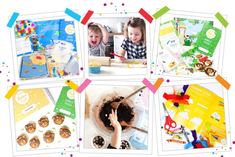 Kid's Mini Bakers Club Box