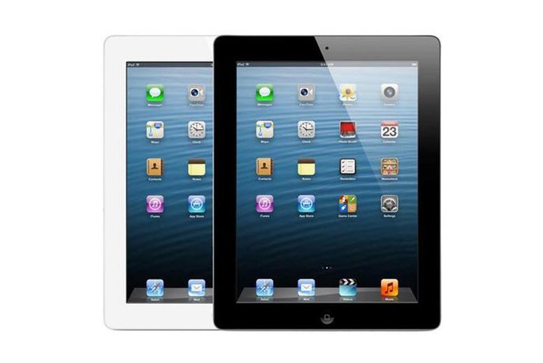 Refurbished Apple iPad 4 16GB WiFi - 2 Colours!