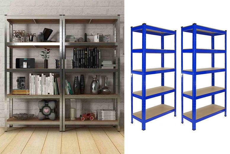 T-Rax Shelving Storage Bay from £19.99