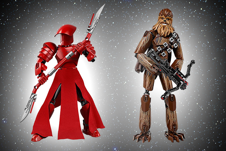 Lego Star Wars Figure - 2 Options!