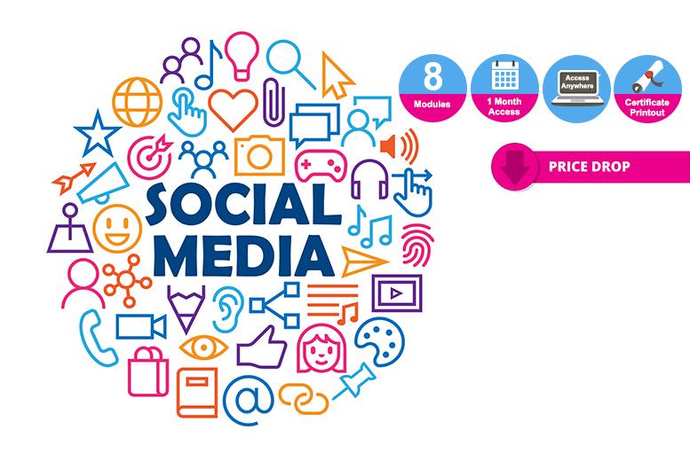 Diploma in Social Media Marketing for £9.99