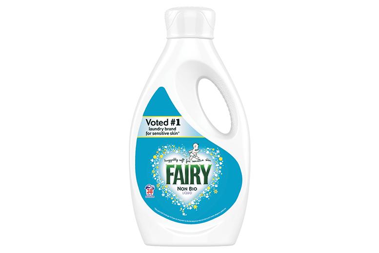 Fairy Non-Bio Laundry Liquid – 38 or 76 Wash! from £7.99