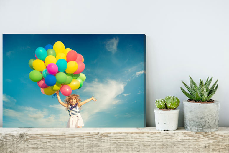 Personalised Canvas - A4 or A3!
