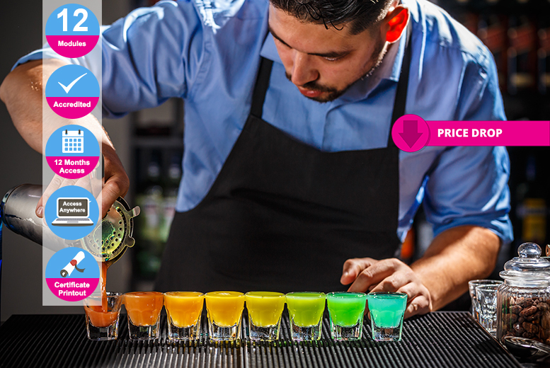 Accredited Bar Management Course for £10