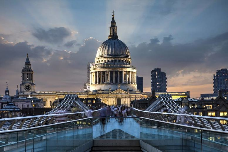 UK City Breaks: 4* London Stay, View from The Shard, Thames Cruise & Breakfast