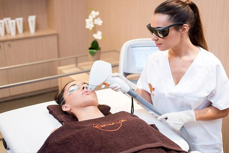 Laser Hair Removal - 3 or 6 Sessions!