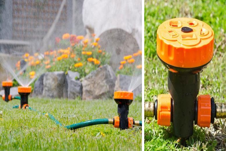 Jocca Portable Sprinkler System for £7.99