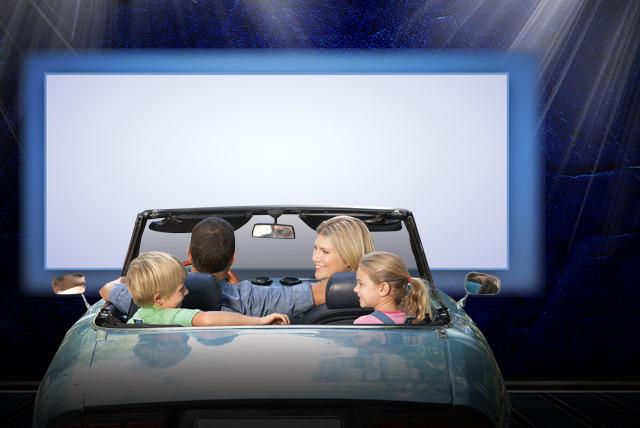 Drive-In Cinema, Hot Dog & Popcorn | Newcastle | Wowcher