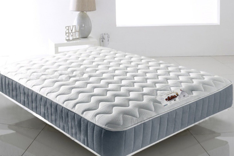 From £69 for a memory sprung deluxe cool-touch mattress from Dreamtouch Mattresses LTD – save up to 83%