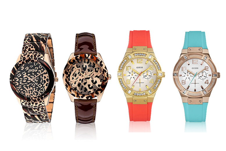 Ladies' Guess Watch - 4 Designs!