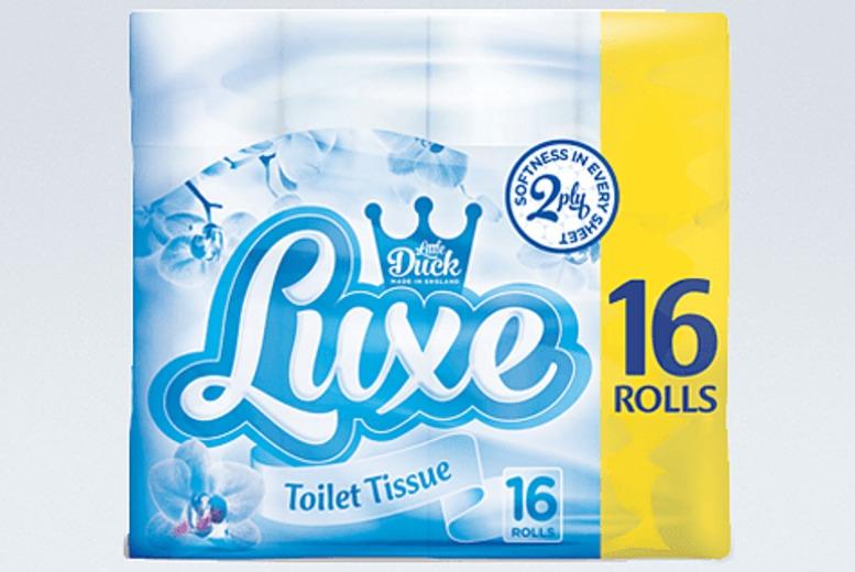 64pk 2 Ply Toilet Rolls (£15.99)
