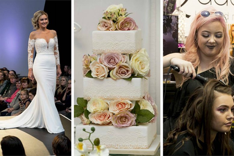 Edinburgh: 2 Edinburgh Wedding Fair Tickets @ Corn Exchange from £5
