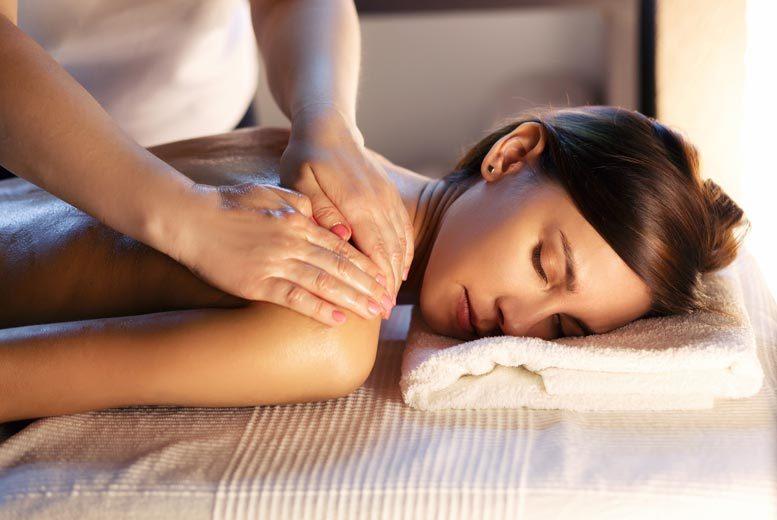 1hr Choice Of Massage @ Kalaholistics, Edinburgh – 4 Options!