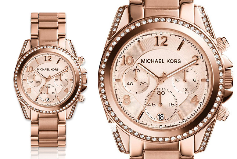 Ladies' Michael Kors MK5263 Blair Watch
