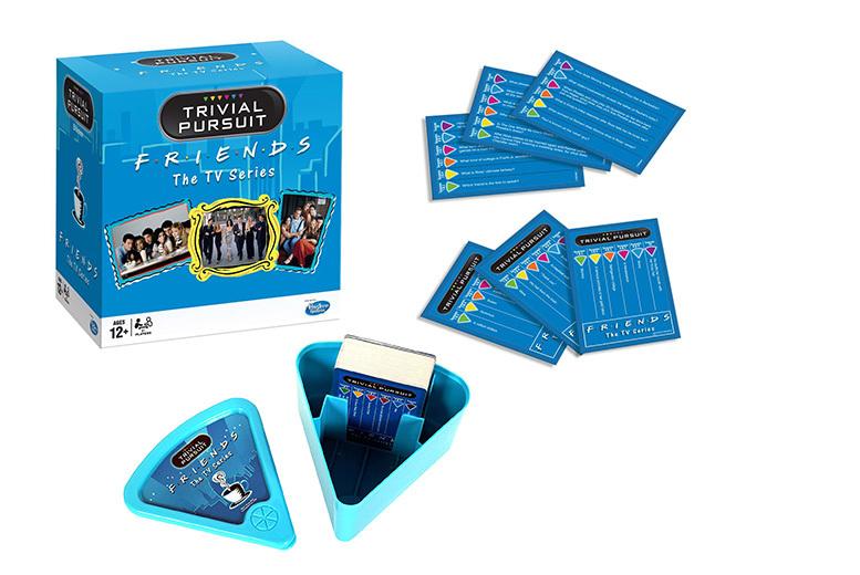 Friends Trivial Pursuit - Bitesize Edition!