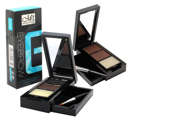 Pro Eyebrow Compact Palette – 2 Colours! for £2.99