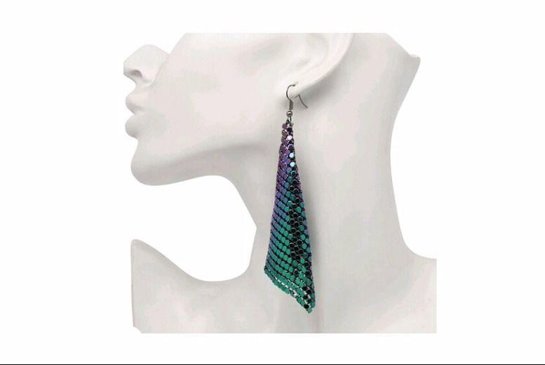 Ocean Mermaid Earrings