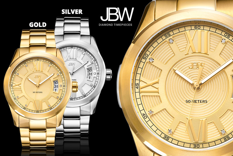 Men's JBW 'Bond' Watch - 3 Colours!