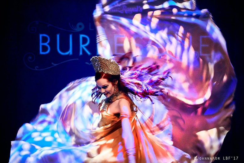 Scotland International Burlesque Festival Tkt, Glasgow or Edinburgh