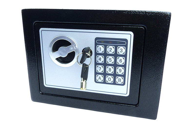Electronic Heavy Duty Safebox
