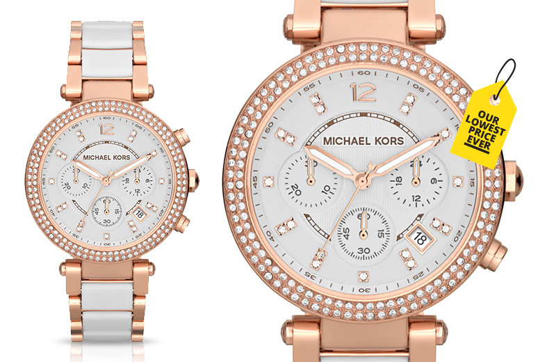 Michael Kors MK5774 Ladies' 2-Tone Watch