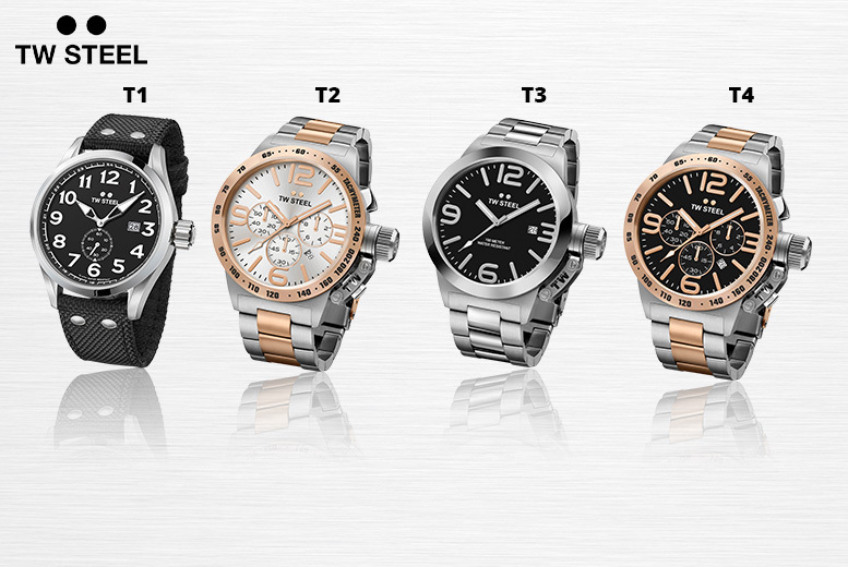 Men's TW Steel Watches - 11 Styles!
