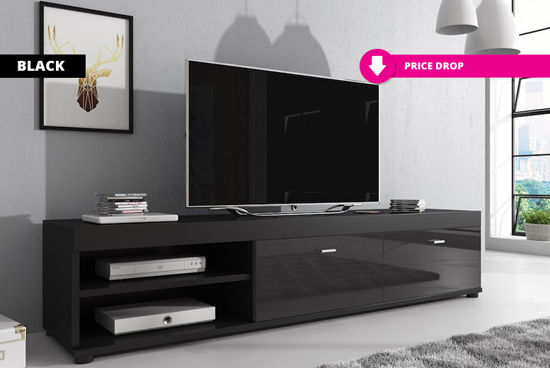 140cm Elsa TV Cabinet - 5 Colours!